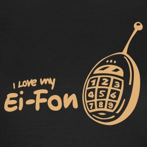 Chocolate Ei-Fon T-Shirts - Frauen T-Shirt
