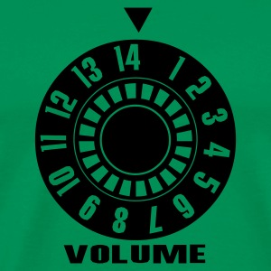 Grass green Knob Men's T-Shirts - Men's Premium T-Shirt