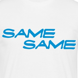 Same Same 2 (1c, NEU) - Men's T-Shirt