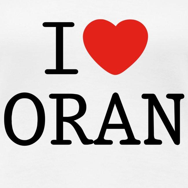 I Love Oran