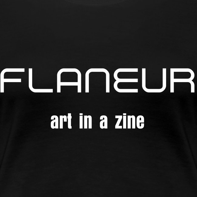 Flaneur zine - art, fiction and humour