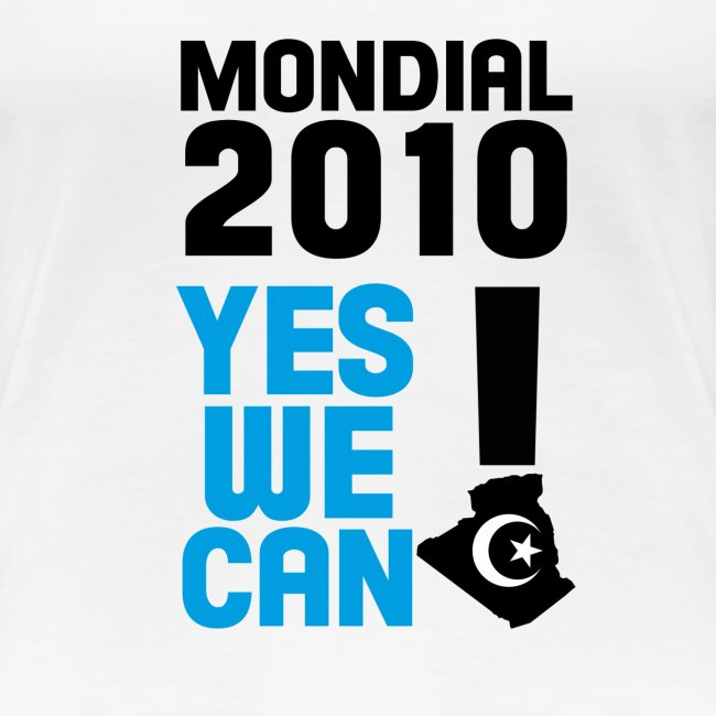Mondial 2010 - Yes We Can !
