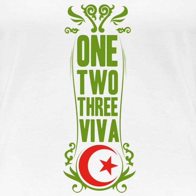 1 2 3 viva l'Algérie