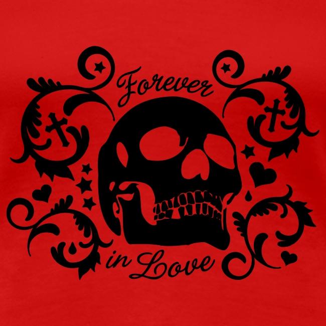 Forever in love (black)