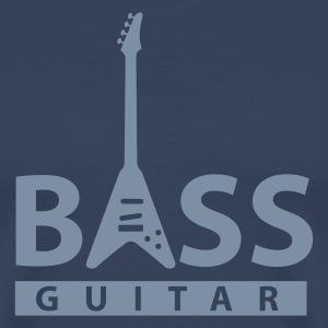 bass_guitar T-Shirts - Men's Premium T-Shirt