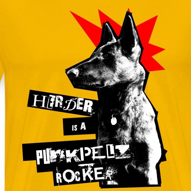 Herder - gelb Shirt