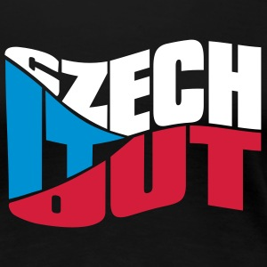 czech it out - Frauen Premium T-Shirt