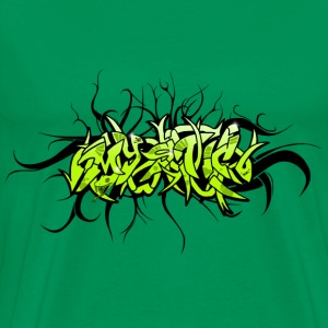 Graffiti - Men's Premium T-Shirt