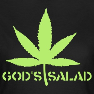 God\\\'s Salad (1c, NEU) - Women's T-Shirt