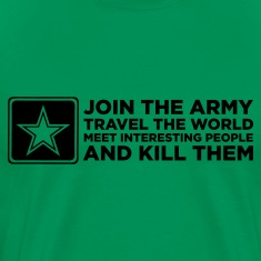 Join the Army and Kill People (ENG, 2c)