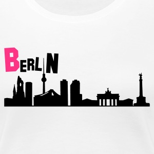 Shirt Berlin - Frauen Premium T-Shirt