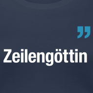 Motiv ~ ZEILENGÖTTIN