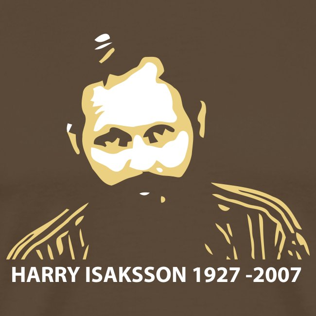 Harry Isaksson - T-shirt - Herr