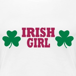Irish - St. Patricks - Women's Premium T-Shirt