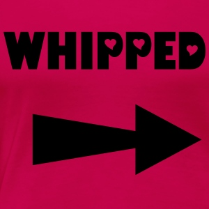 WHIPPED - Women's Premium T-Shirt