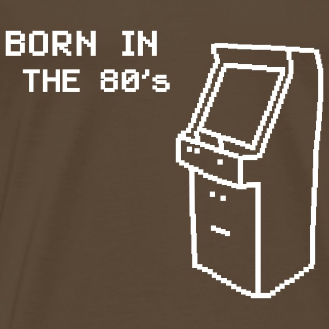 Born in the 80s - Arcade