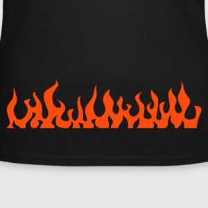 flames :-: - Frauen T-Shirt