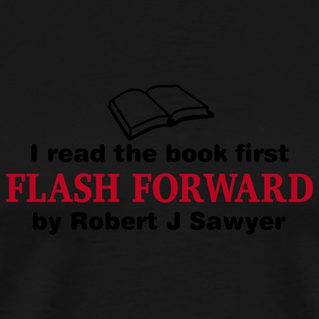 Flash Forward (Read Book) Various Colours