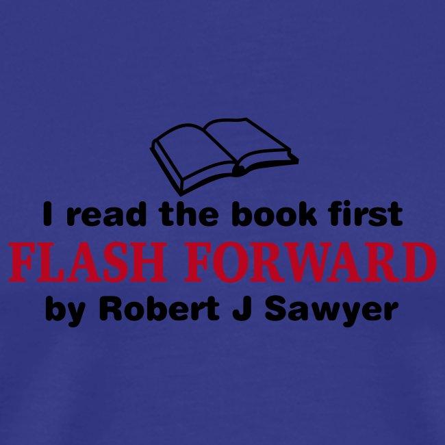 Flash Forward (Read Book) Various Colours