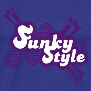 FUNKY STYLE - Mannen Premium T-shirt