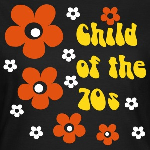 Olive Child of the 70s T-Shirts - Frauen T-Shirt