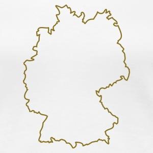 suchbegriff umriss deutschland t shirts spreadshirt. Black Bedroom Furniture Sets. Home Design Ideas