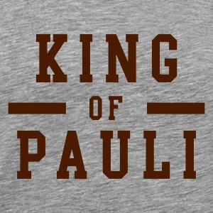 KING OF PAULI - Männer Premium T-Shirt