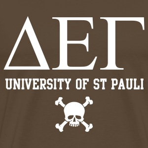 University of St Pauli - Männer Premium T-Shirt