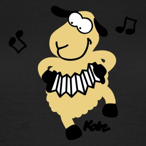 Oliv sheep (3c) T-shirts - T-shirt dam