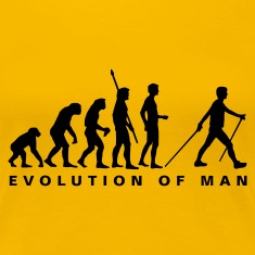 evolution_nordic_walking_b T-Shirts
