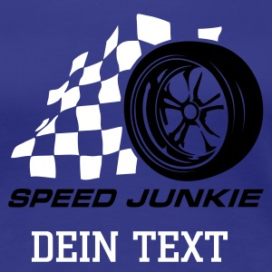 ::SPEED S.J:: - Frauen Premium T-Shirt