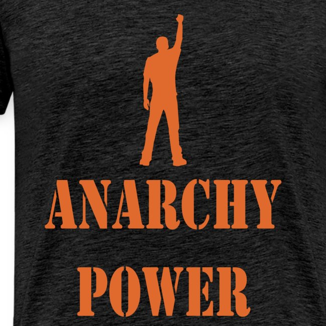 ANARCHY POWER TEE