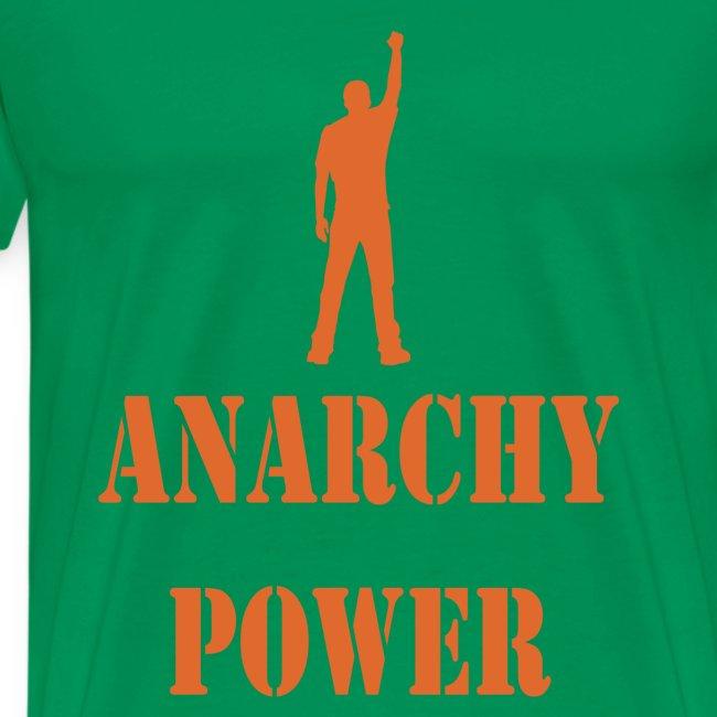 ANARCHY POWER TEE