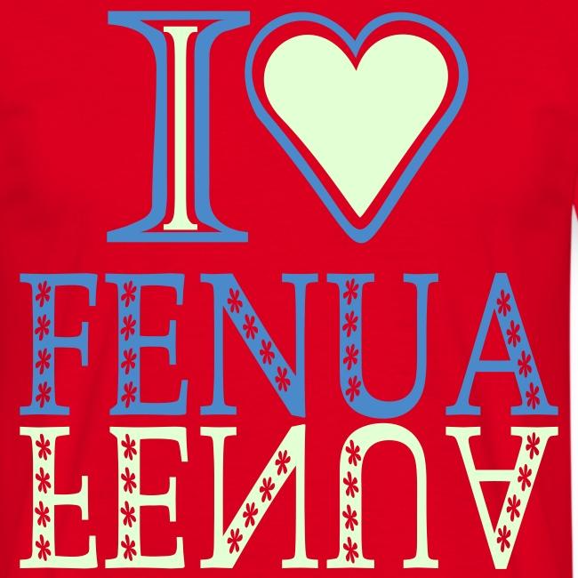 I LOVE FENUA T-SHIRT