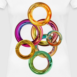 RINGS 2 - Frauen Premium T-Shirt