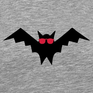 Cendre Blind as a Bat T-shirts - T-shirt Premium Homme