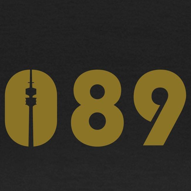 089 SHIRT GOLD-MATT