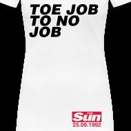 Design ~ Toe Job To No Job