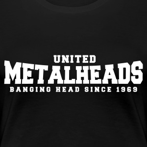 United Metalheads  - Frauen Premium T-Shirt