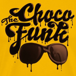 The Choco Funk Tee shirts - T-shirt Premium Homme