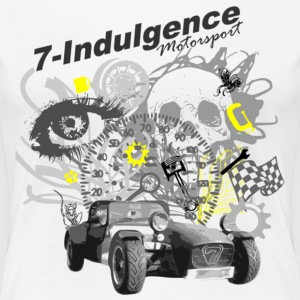 7-Indulgence Crazy Caterham - Women's Premium T-Shirt