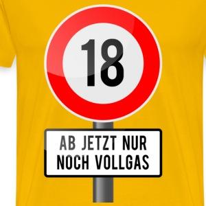 18. Geburtstag T-shirts | Spreadshirt