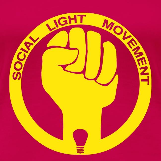 SOCIAL LIGHT MOVEMENT YELLOW (womens classic)