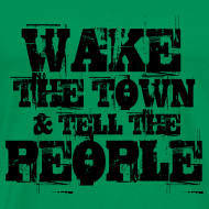 Design ~ Wake The Town