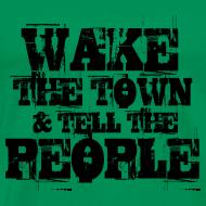 Design ~ Wake The Town