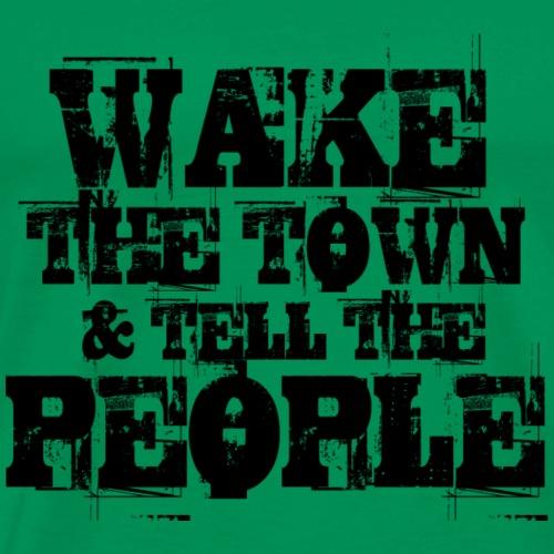 wakethetown