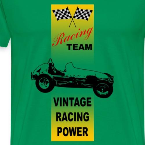vintage racing design