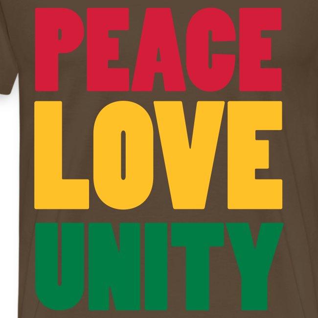 PeaceLoveUnity