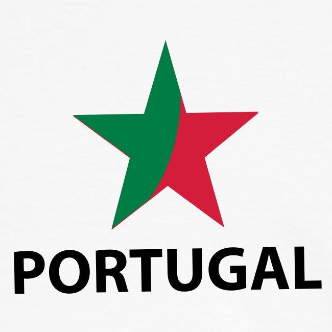 maglietta fan calcio portugal