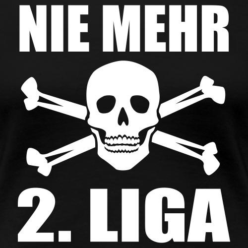 NIE MEHR 2. LIGA + Totenkopf